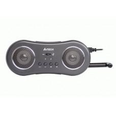 Колонки мультимедиа 2.0 A4Tech AU-400 Black