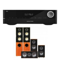HI-FI комплект Harman-Kardon AVR 151S‎ + Acoustic Kingdom OCEAN 3
