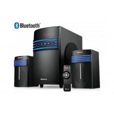 Колонки 2.1 REAL-EL M-540 Bluetooth, FM, USB, SD