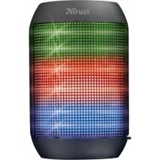Портативная акустика Trust Ziva Wireless Bluetooth Speaker with party lights