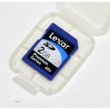 SD карточка Lexar 2Gb 60x Premium