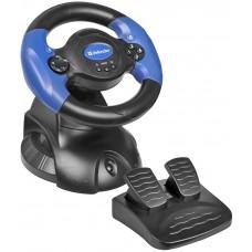 Игровой руль Defender Adrenaline Mini LE USB