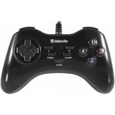 Проводной геймпад Defender Game Master G2