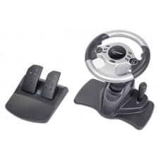 Игровой руль Gembird STR-SHOCKFORCE