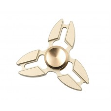 Спиннер Spinner Alu 2 gold