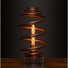 """Лампа в стиле Loft """"Пружина"""""""