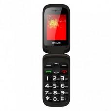 Раскладной мобильный телефон Bravis Clamp