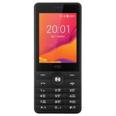 Мобильный телефон ERGO F281 Link Dual Sim Black