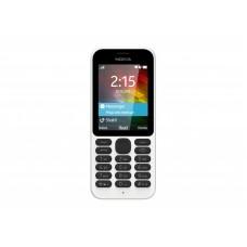 Мобильный телефон Nokia 215 Dual Sim White