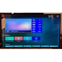 "LED-телевизор 50"" Smart TV, Wi-Fi, ERGO 50DU5502 УЦЕНКА"