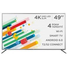 "49"" Телевизор Ergo 49CU6549MC 4К WiFi Smart Уценка"