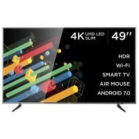 LED Телевизор Ergo 49DU6510 SmartTV 4К