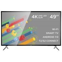 "49"" LED-Телевизор Ergo 49CU6520AK 4К Wi-Fi Smart"