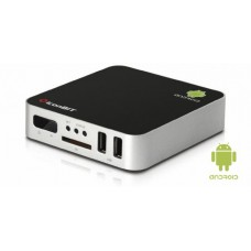 Мультимедийный центр iconBIT Toucan NANO TV Box, iRemote