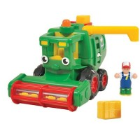 Игровой набор WOW Toys Harvey Harvester Комбайн Харвей