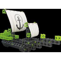 Детский конструктор Twickto Морской флот