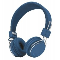 Наушники Trust Ziva On-Ear Mic Blue