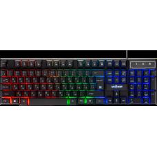 Игровая клавиатура Defender Mayhem GK-360DL RGB подсветка