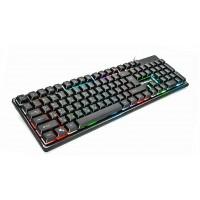 Клавиатура REAL-EL Comfort 7011 Подсветка