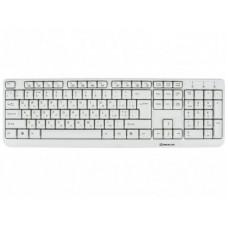 Клавиатура REAL-EL Standard 503 USB белая