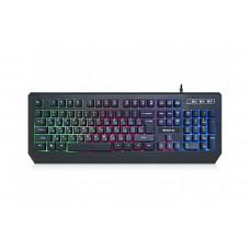 Клавиатура REAL-EL Comfort 7001 игровая с подсветкой
