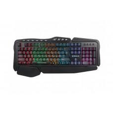 Клавиатура игровая с подсветкой REAL-EL 8900 RGB Macro
