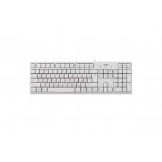 Клавиатура SVEN KB-S300 USB белая