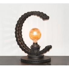 Декоративная настольная лампа стимпанк лофт East Star
