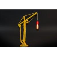 Лампа в стиле Лофт - Башенный кран
