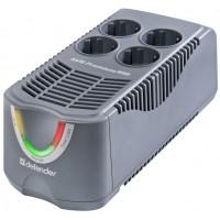 Стабилизатор напряжения Defender AVR Premium 1000i 500 Вт