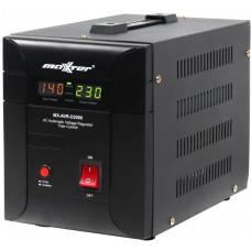 Симисторный стабилизатор Maxxter 2000 ВА MX-AVR-D2000-01