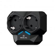 Автоматический регулятор нагрузки сети REAL-EL AR-01