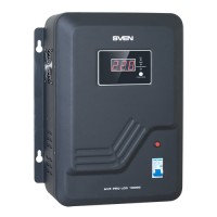 Стабилизатор напряжения SVEN AVR PRO-10000 LCD