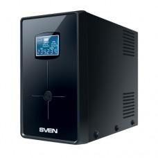 Источник бесперебойного питания Sven Pro+ 1000 LCD, USB