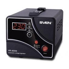 Стабилизатор напряжения сети Sven VR-A500