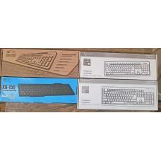 30 штук проводных клавиатур. Опт